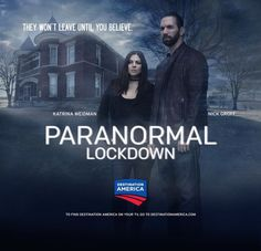 Welcome to Paranormal Lockdown, before we start can we take a minute to talk about the soundtrack (Between Heaven