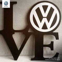 love Volkswagen publicidad