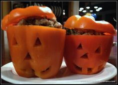 Halloween Recipe: Jack-O'-Peppers!