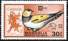 Tibetan Sandgrouse stamps - mainly images - gallery format