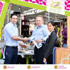 We are alway happy to see our loyal customers :) دايما بنمبسط لما نشوف زباينا