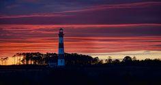 A beautiful old #lighthouse at #sunset...    http://dennisharper.lnf.com/