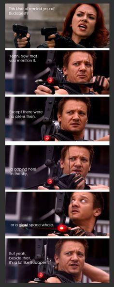 Sassy Clint...