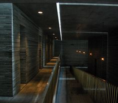 Vals, Therme, Peter Zumthor by Patrick Tantra, via Flickr