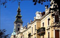 Βελιγράδι - Belgrade San Francisco Ferry, Building, Travel, Viajes, Buildings, Destinations, Traveling, Trips, Architectural Engineering