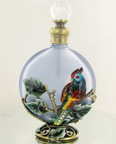 Handcrafted Perfume Bottle