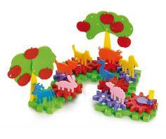Farm With Animals, Diana, 4 Year Old Boy, Toy Barn, Presents For Boys, Farm Toys, Creative Skills, Toys Shop, Fine Motor Skills