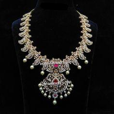 Diamond Necklace Set, Diamond Choker, Emerald Necklace, Diamond Bangle, Diamond Pendant, Gold Bangle Bracelet, Gold Bangles, Gold Pendent, Diamond Tops
