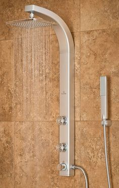 Merveilleux Pulse ShowerSpas Splash Shower Panel