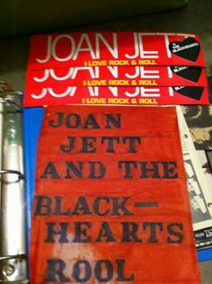 Joan Jett Stickers