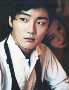 Yoon Shi Yoon... My Flower Boy Next door!