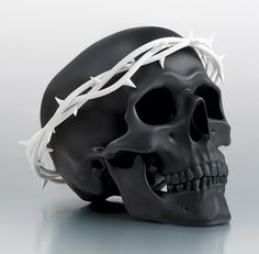 jesus skull. pretty sweet, he built hotrods