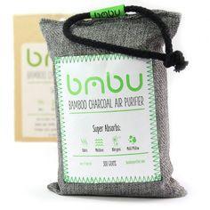 Bamboo Charcoal Deodorizer and Air Freshener