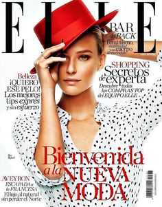 Bar Refaeli covers  Elle Magazine [Spain] (March 2017) looking just gorgeous and perfect http://ift.tt/2lB0dwo