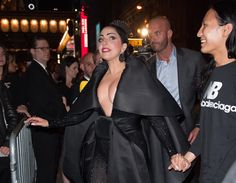 Pin for Later: Go Inside the Met Gala Afterparties! Lady Gaga