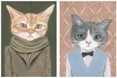 #catart #realart #cats