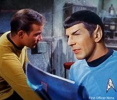Star Trek 1966, Star Trek Tos, Star Trek Beyond, Star Trek Original Series, Star Trek Movies, Leonard Nimoy, William Shatner, Spock, Sci Fi Fantasy