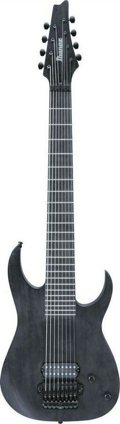"Signature 8 string electric guitar from legendary shredder ""Meshuggah"". Notable features include a custom M8m Neck-Thru construction with a 29.4 inch scale, Lundgren Model M8 pickups, and a FX Edge II"