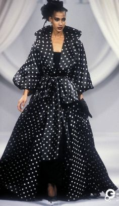 1989 Christian Dior, Autumn-Winter, Couture .