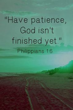 """AMEN, He is up to something. Even when we can't seem to understand everything that's going on """"HE IS STILL IN CONTROL"""""""