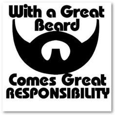 oh sweet beard, how I love you!!!
