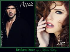 Broken Dove (Fantasyland, # 4)  by Kristen Ashley