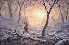 Winters call, Horner woods