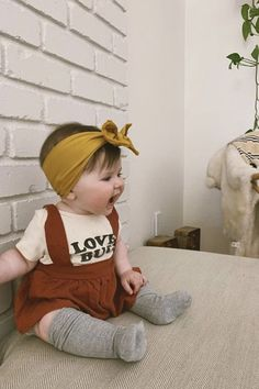 Baby outfits unisex bodysuit 20 ideas for 2019 Gender Neutral Baby Clothes, Trendy Baby Clothes, Organic Baby Clothes, Bohemian Baby Clothes, Baby Girl Fashion, Kids Fashion, Baby Boy Outfits, Kids Outfits, Newborn Outfits