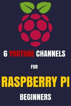 6 Youtube Channels For Beginner Raspberry Pi Users --> http://www.slothygeek.com/6-youtube-channels-every-raspberry-pi-owner-should-follow/ #tech #raspberrypi #raspberry #minipc #arduino #linux