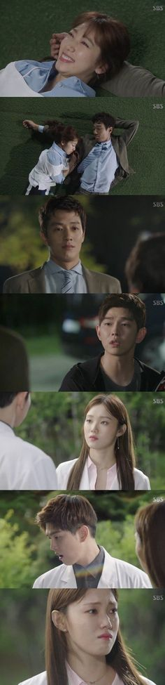 Added episode 9 captures for the Korean drama 'Doctors'.