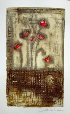 Poppies & Coffee II