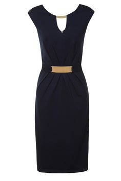 Jurk Daisy Navy Blue | Little Mistress | Dresses Only (74,95 euro)