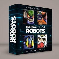 Festival de los Robots (Vengador - Gladiador - Supermegatrón - Galáctico) #ColeccionCompleta DVD Bs. 13.500 · BluRay Bs. 8.450 · Calidad garantizada · Español latino · #Series #Películas #Retro #Actuales #Comics #Comiquitas #DVD #BluRay Si quieres una serie o película solo llámanos. Pedidos: 0414.402.7582 Presentación #BoxSet exclusiva de #RetroReto. Edición Especial