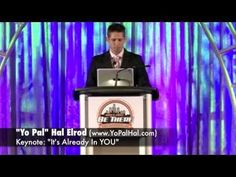 """Hal Elrod Keynote Speech: """"Taking Life Head On/The Miracle Morning"""" - YouTube Taking Lives, Miracle Morning, Keynote, Entrepreneurship, Wellness, Future, Inspired, Watch, Videos"""
