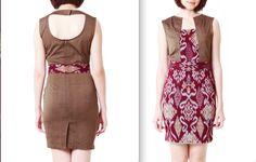 batik dress Kebaya Lace, Batik Kebaya, Batik Dress, Lace Dress, Gown Dress, Traditional Fabric, Traditional Dresses, Love Fashion, Womens Fashion