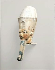Osiride statue of Queen Hatshepsut. Metropolitan Museum.