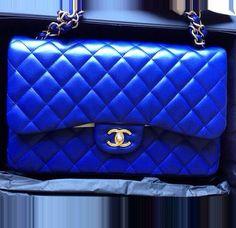 Cobalt electric blue favorite