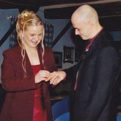 Bei unserer Hochzeit 2004 , gab es zwar leider noch keinen Rosé, aber Rotkäppchensekt war trotzdem an diesem unvergesslichen Tag dabei ;)