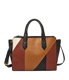 Fossil Knox Convertible Shopper Tote #Dillards