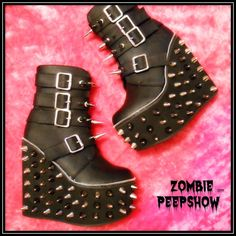 120Hey, I found this really awesome Etsy listing at https://www.etsy.com/listing/218299085/studded-138-platform-punk-boots