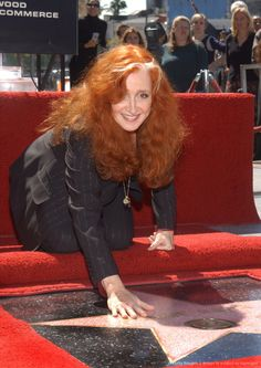 Bonnie Raitt Receives Star On Hollywood Walk of Fame
