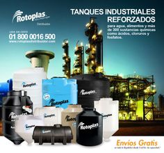 Tanques Industriales Rotoplas