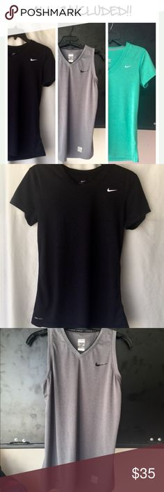 NIKE BUNDLE ALL FLAWLESS! ALL SIZE SMALL! Nike Tops Tees - Short Sleeve