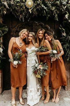 Robes de demoiselle d'honneur fabuleuses de couleur d'été - Fab robe de mariée, robes de mariée ..., # demoiselle d'honneur ...  #couleur #demoiselle #fabuleuses #honneur #mariee #robes