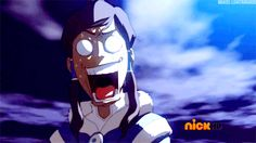 Ikki- Asami did know Korra likes Mako? Korra's face kinda scared me a little....