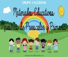 Grupo para Maestras Learn English, Ideas Para, Homeschool, Family Guy, Animation, Activities, Learning, Shape Activities, Sensory Activities