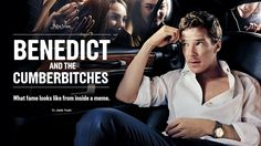 Benedict Cumberbatch for Vulture - What Fame Looks Like from Inside a #Meme | Grooming by Erica Glaub Davidson | Art Streiber Photography