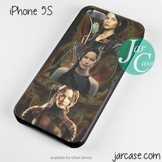 Hunger Games Katniss Phone case for iPhone 4/4s/5/5c/5s/6/6 plus