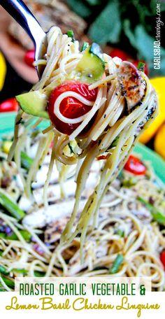 All Purpose Lemon Basil Marinated Chicken | http://www.carlsbadcravings.com/all-purpose-lemon-basil-marinated-chicken/
