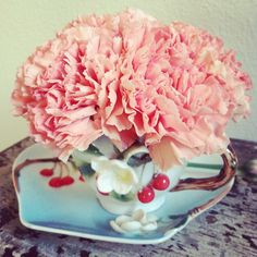 What to do with extra carnations.